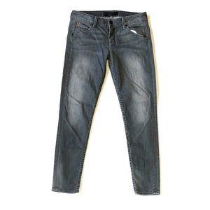 Hudson Jeans Jeans - Gray Hudson Skinny Jeans